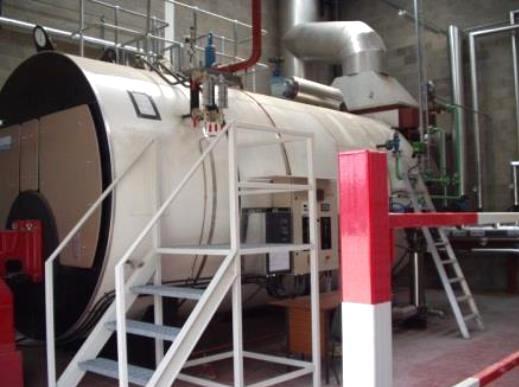 Durcissement et emballage technical consulting and marketing services - Generateur de vapeur ...
